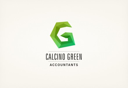 Calcino Green Logo