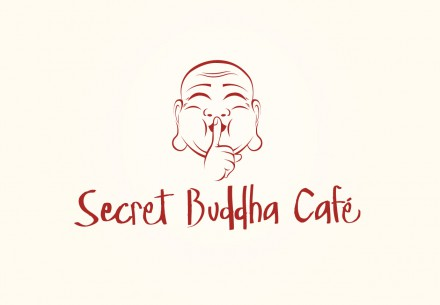 Secret Buddha Cafe Logo