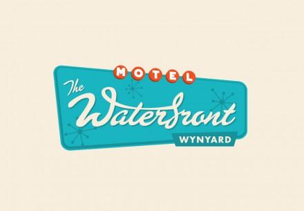 The Waterfront Wynyard Logo